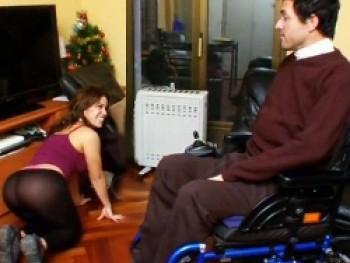 Servicios sociales: Tony es tetrapl�jico pero guarda una sorpresa