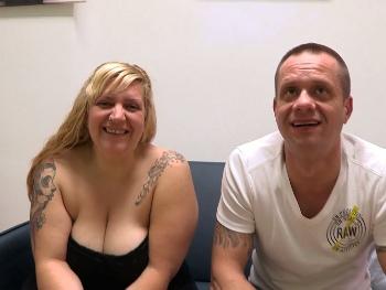 Erika y Dante, una pareja con ganas de sexo liberal