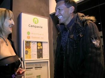 Maria cumple un deseo : Follar con Marco Banderas, un numero uno del porno mundial