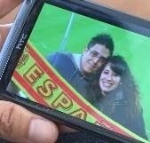 Javier y Lara