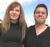 Valeria y Dani