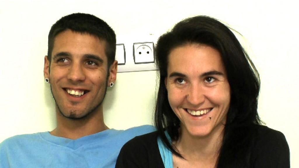 Desde Lepe con amor: Jimmi y Susi; pareja sureña se abre de piernas.