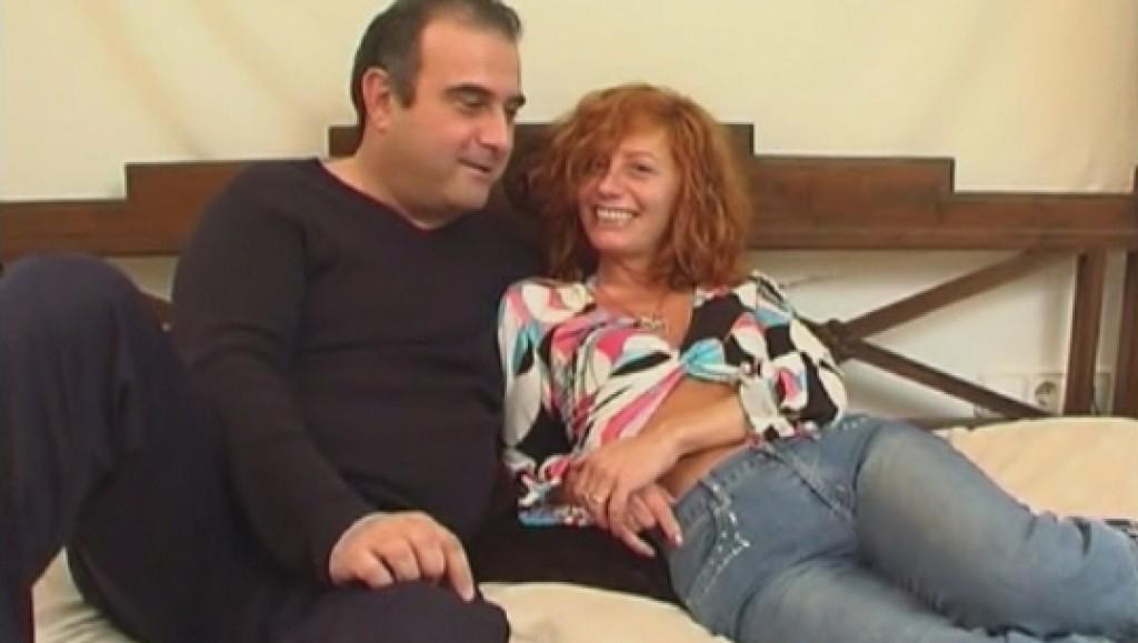 Ana y Marcos; nuestra pareja de Barcelona se han vuelto a pasar por nuestra casa