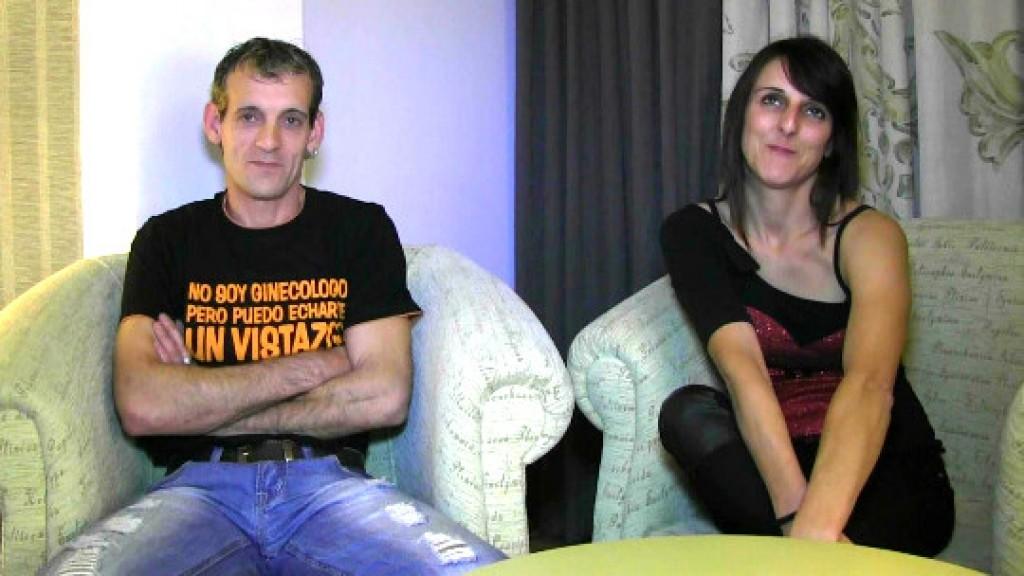 Tony y Patricia; unos padres cualquiera; están nerviosos por que vienen a grabar su primera escena porno. ¡Bienvenidos!