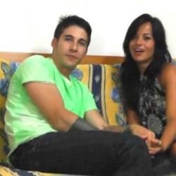 Me he echado un ligue muy mentirosillo :) ... te quiero Adrián!