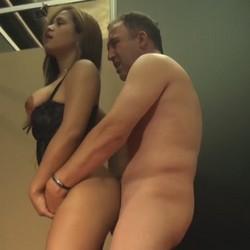 Follando en el Salon Erotico de Madrid con parejitas liberales