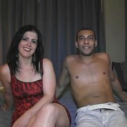 El amante cubano de Montse: le encanta el beso negro