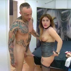 Se tenían ganas: El FUCKER Snake VS Melani la PICARA valenciana