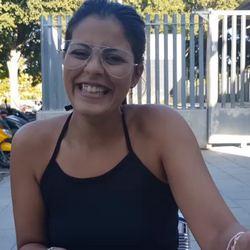 Rebeca, ¿quieres hacer carrera en el porno? '¡No no no, mi culo no, mi culo no se folla!