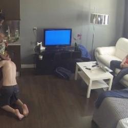 Asistenta cubana con experiencia se ofrece para servicios MUY completos y Jordi el niño polla los disfrutara: The Bad Father strikes back.