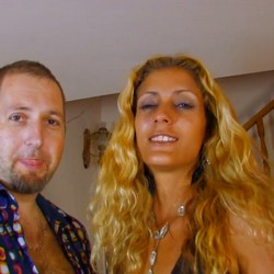 Crazy Lynn, la MULTIORGÁSMICA, acaba su temporada de camarera en Ibiza y viene a demostrarnos lo zorra que es