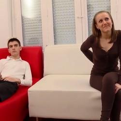 Vero, la pequeñita madrileña y estudiante de 24 años, quiere pasarse a conocernos.