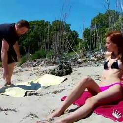 Susana Melo cumple los deseos de todo el verano de Terry, follar con un pibonazo brutal.