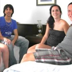 Intercambios de pareja REALES: los Brey vs Dafne y Alex... PURA TENSIÓN