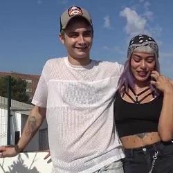 Visitamos a Lila y Romeo, parejita morbosa que se dan mucha caña follando y quieren tener su propia porno. PepePorn.com