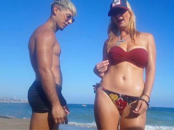 EXXXpectacular MICAELA: Playa, sol, fiesta y ¡¡¡SEXO en MARBELLA!!