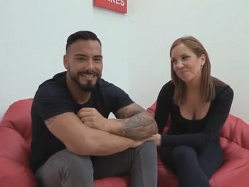 Noah y Hugo vienen a grabar porno por primera vez... ella esta tremenda :P