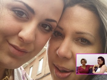 Chica Play Boy VS Chica FAKings. Maria Bosé VS Nicole Vasquez... nuevo escandalo !