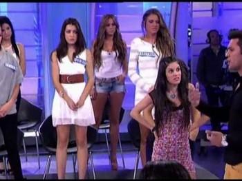Escándalo en Tele5 ( MYHYV ). -Me estoy follando a Ana Marco la pretendienta de Santana en MYHYV-
