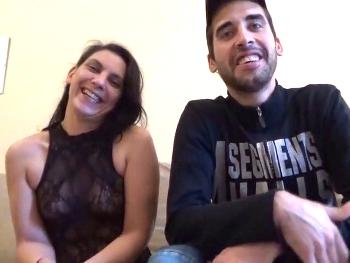 Adoran el sexo anal. Sasha y Taison vienen de Andorra dispuestos a demostrar como las mujeres sí se corren por el culo
