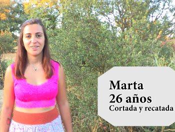 First FAKings, donde las CHICAS TIMIDAS se inician en el sexo. Marta busca el amor y... lo que surja ;)