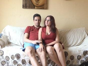 Beatriz, 18 añitos y TETONISIMA, y su novio Raul. Estan en Parejas.NET y para ellos esto solo acaba de empezar